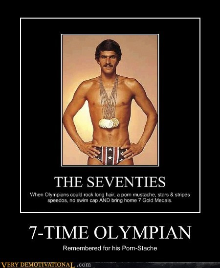 7 medals awesome mustache olympian pr0n - 6536834816