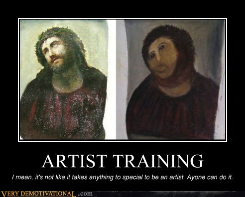 artist reprint training