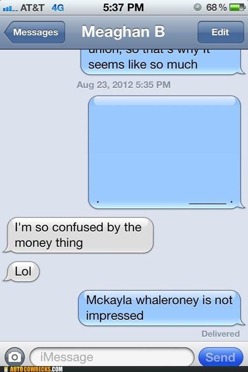 backflip confused unimpressed McKayla - 6537019648
