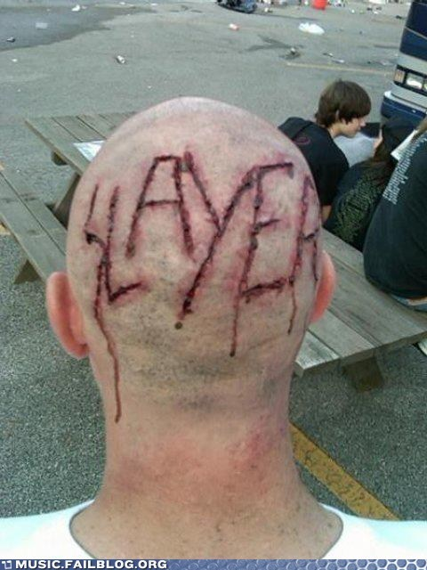 head,scars,slayer