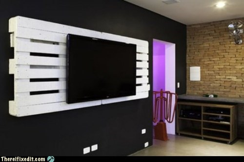 flatscreen HDTV mount pallet plasma tv television TV tv mount wall mount wallmount - 6537261568