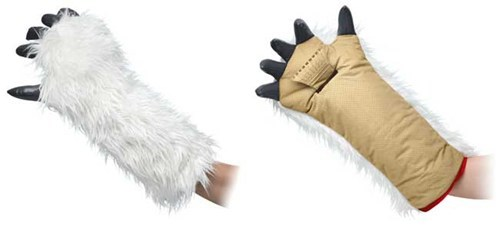 ice scraper star wars ThinkGeek wampa Winter Is Coming - 6537292032