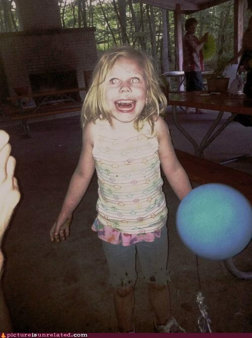 birthday creepy kid nightmare fuel zombie - 6537368320