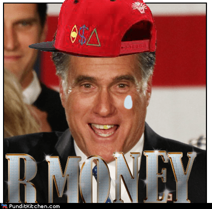 mispelling Mitt Romney money R Money rapper teardrop - 6537458176