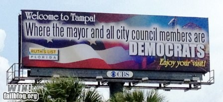 billboard florida politics rnc sign - 6537544448