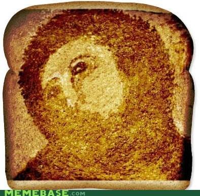 ebay jesus restoration toast - 6537575424