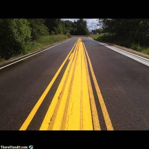paint road marker - 6537781248