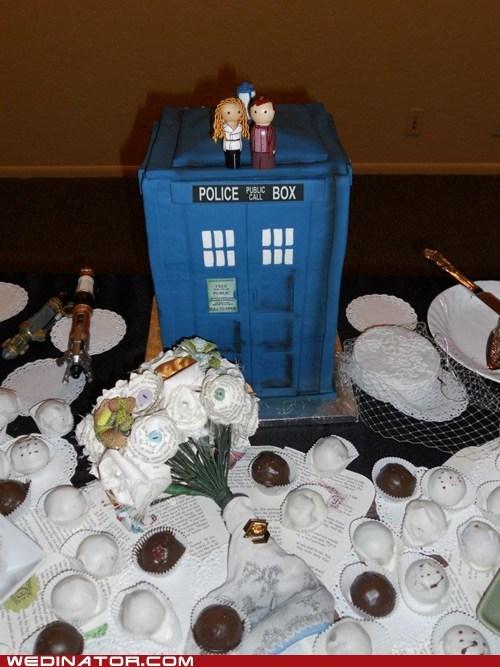 cake companion doctor who fondant tardis - 6537984512