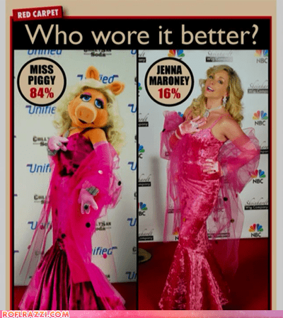 30 rock fashion if style could kill jenna maroney magazine piss piggy - 6538008832
