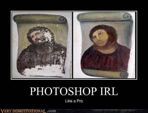 PHOTOSHOP IRL Like a Pro