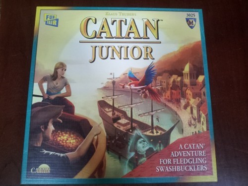 baby geeks board games junior kids settlers of catan tabletop - 6539761152