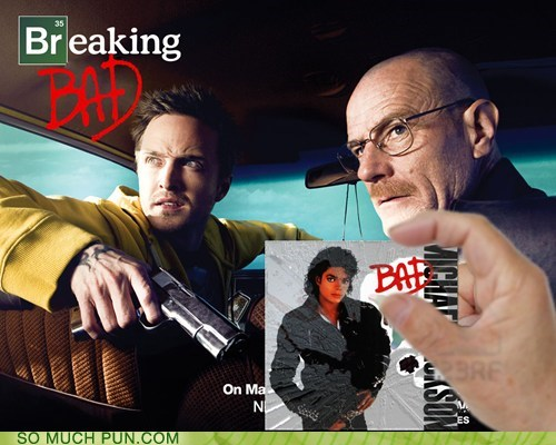 album bad breaking bad michael jackson shoop