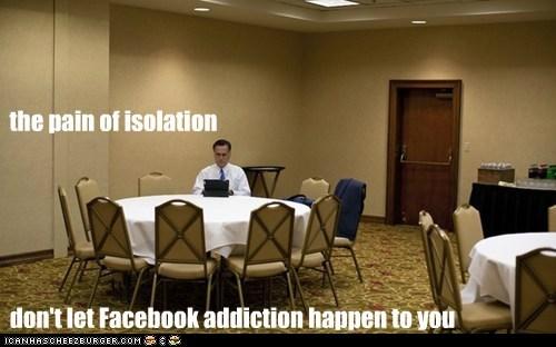 computer facebook Mitt Romney - 6541829888