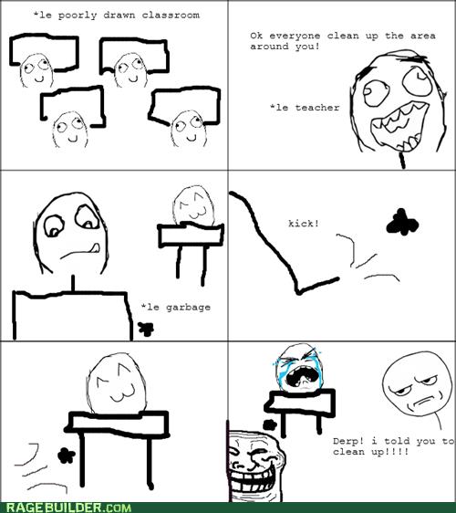 trollface,school