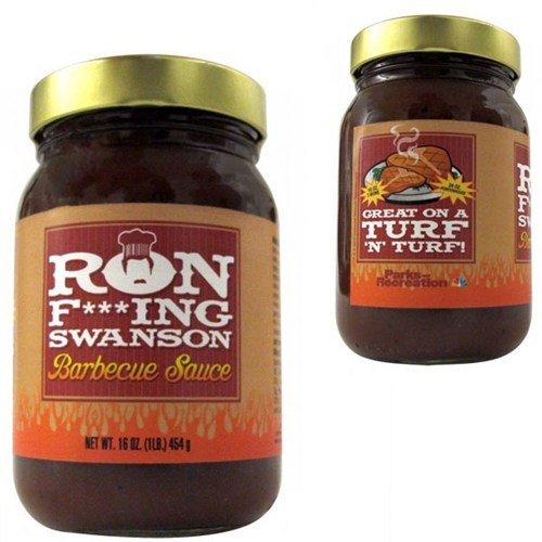 bbq sauce NBC parks and recreation ron swanson - 6542522880