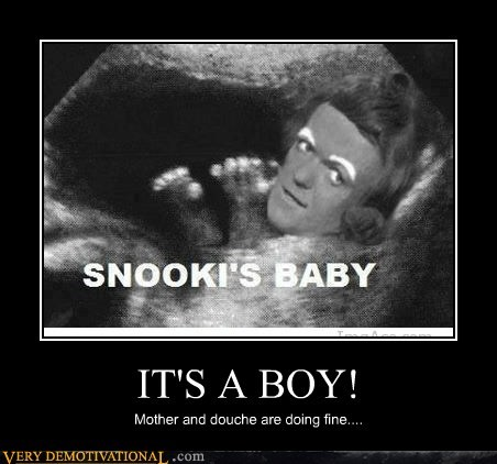 boy creepy douche snooki