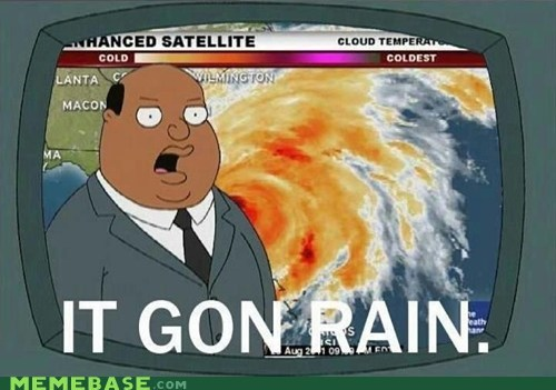 hurricane issac new orleans rain - 6543704576