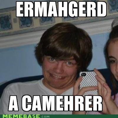 camera,Ermahgerd,profile picture