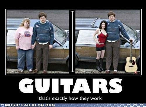 Before And After getting babes guitars - 6544330240