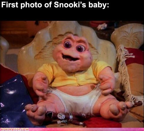 90s,baby sinclair,celeb,funny,snooki,TV