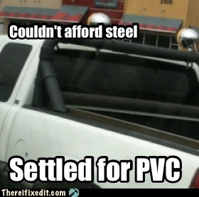 pickup truck,pipe,PVC,pvc pipe,steel