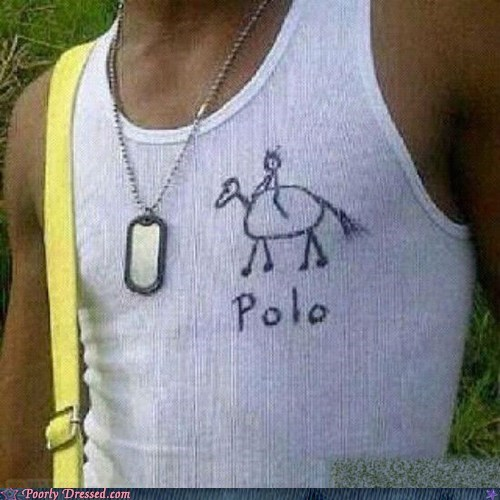 polo seems legit wife beaters