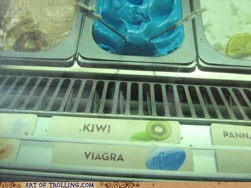 flavors,ice cream,IRL,viagra,wtf