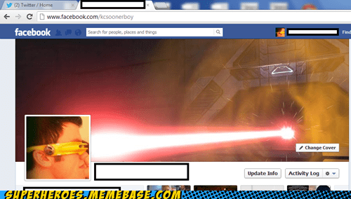 cyclops facebook pew pew