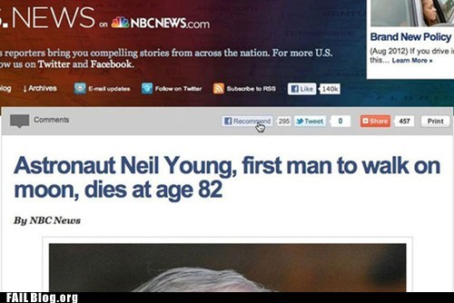 accident best of week Hall of Fame headline neil armstrong neil young news whoops - 6545067776