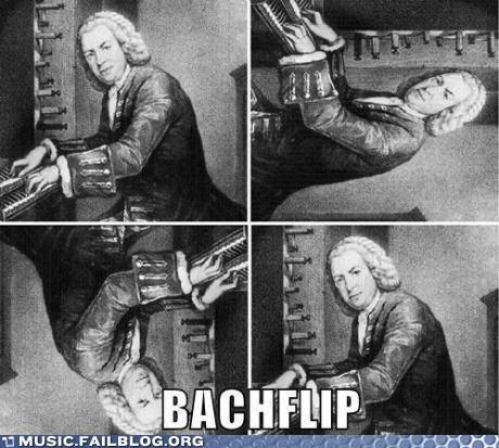 flip,johann sebastian bach,organ