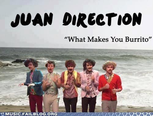 burrito juan direction one direction - 6545146624