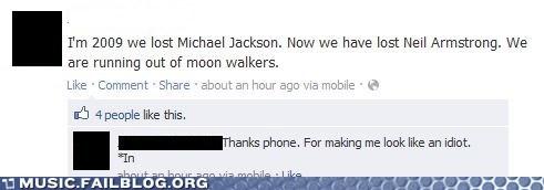 facebook michael jackson neil armstrong - 6545162240