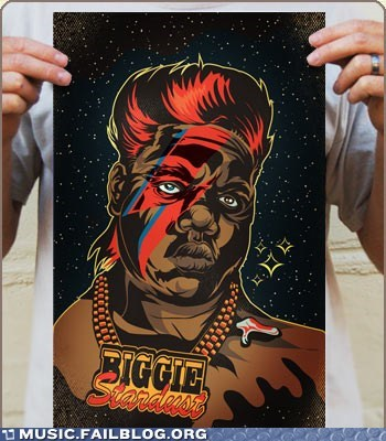 biggie smalls,david bowie,notorious-b-i-g,ziggy stardust