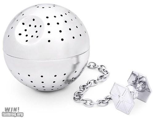 best of week design Hall of Fame nerdgasm star wars tea tea infuser - 6545246720