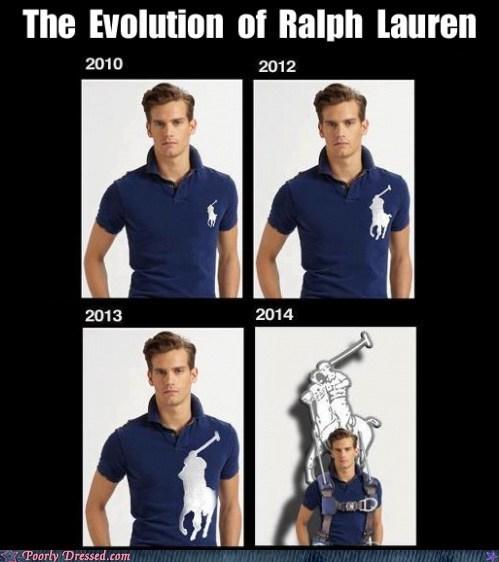logo Ralph Lauren shirts - 6545311232