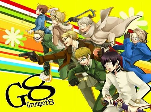 anime Fan Art hetalia manga - 6545333760