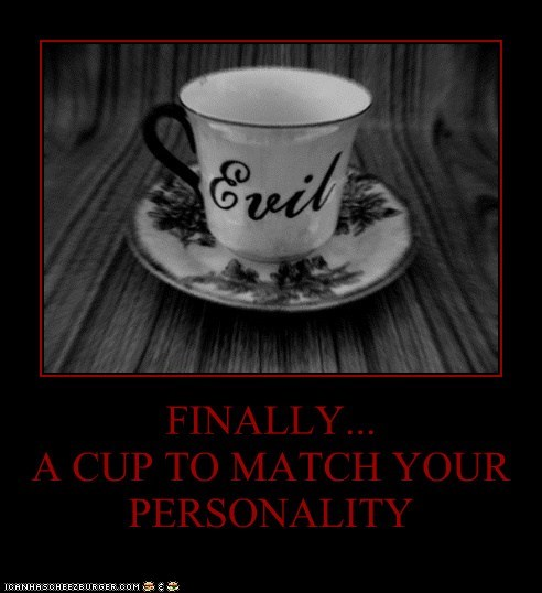 cup evil personality - 6545452288