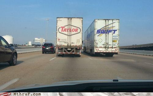 highway,semi trucks,swift trucks,taylor swift