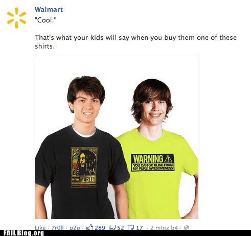 facebook marketing photoshop T.Shirt Walmart - 6545503232