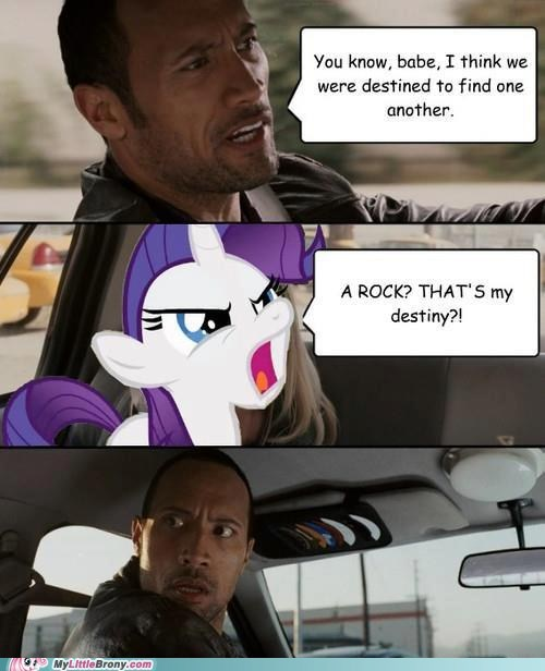 destiny,meme,rarity,the rock,tom