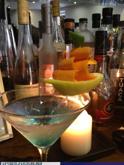 awesome drink garnish lemons orange slices - 6546149120