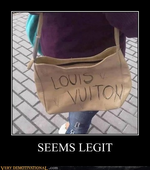 bag louis vutton purse seems legit - 6546211328
