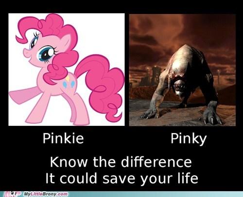 life threatening,pinkie pie,pinky,scary