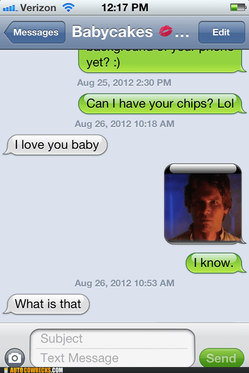 didnt-get-it Han Solo i know i love you - 6546626816