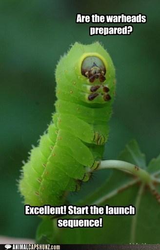 bond villain caterpillar evil excellent good - 6546717952