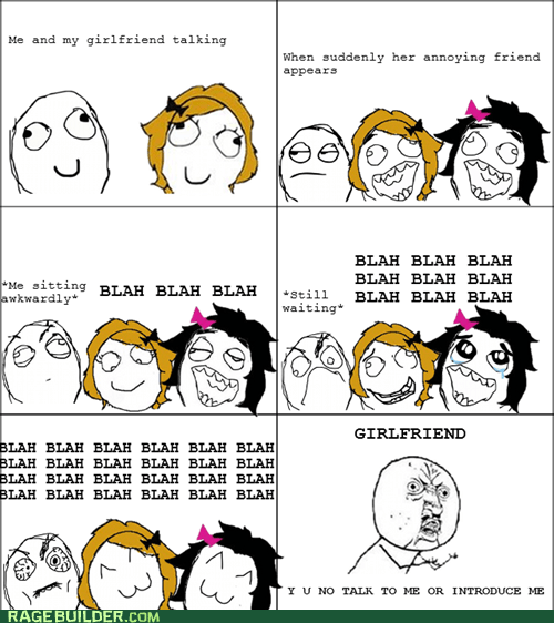 introductions,relationships,Y U No Guy