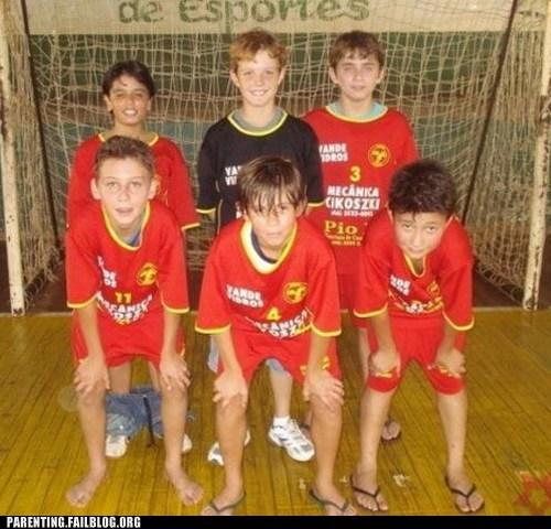 little league pants down soccer team - 6546947072
