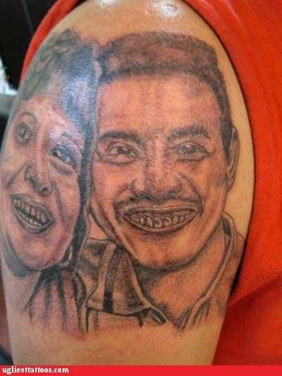 arm tattoos portrait tattoos - 6547172352