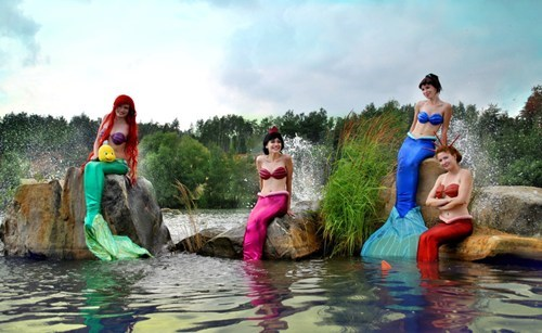 cosplay disney The Little Mermaid - 6547363328