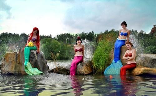 cosplay disney The Little Mermaid - 6547363328